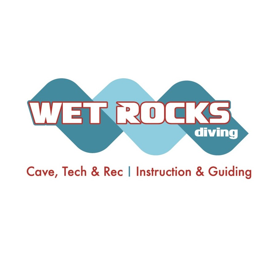 Wet Rocks Diving Logo